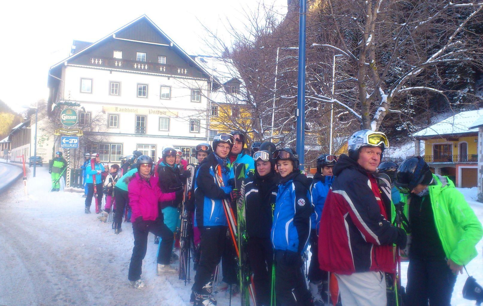Obertauern Hotel+Bus